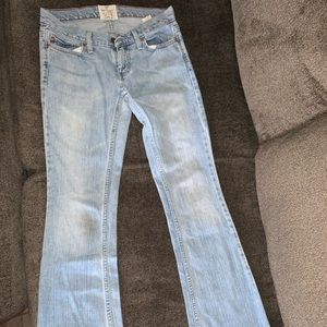 American Eagle old school hipster jeans